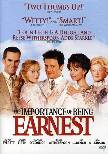 The Importance of Being Earnest (Comedy Of Manners The Importance Of Being Earnest)