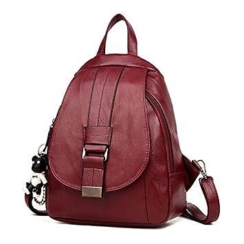 b3c4c0ff6a BOAOGOS Daypacks Occasionnels Les femmes Vintage Sacs à dos pour l'École  Petit sac à