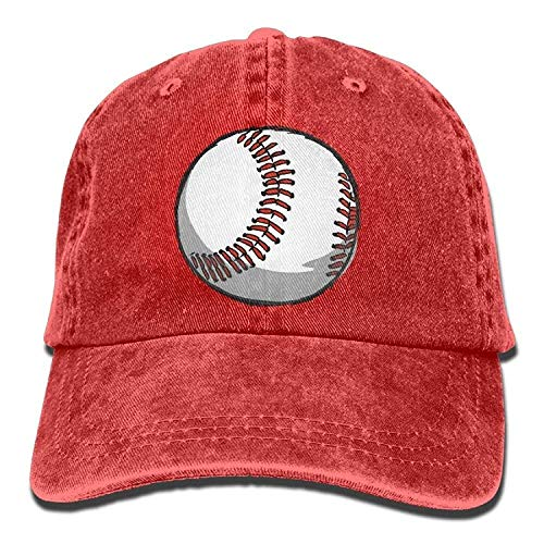 LFishera Super Baseball Denim Baseball Caps Hat Adjustable Cotton Sport Strap Cap for Men (Burton Cap Strap)