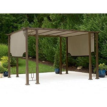 Deluxe Pergola Replacement Canopy