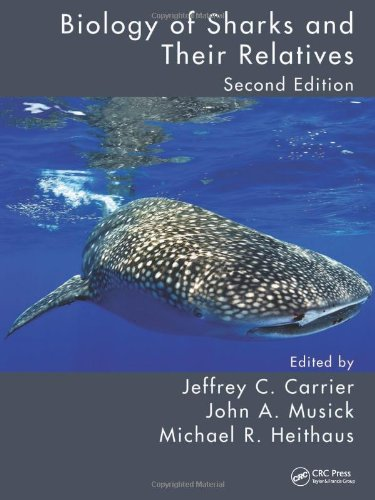 Biology of Sharks and Their Relatives (CRC Marine Biology Series) from CRC Press