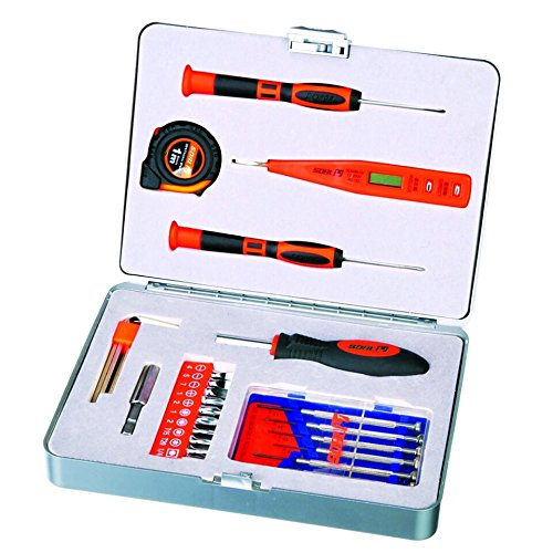 NITYP @ 1Pc 28 Pieces Mini Multi Purpose Mechanics Home Tool Set Review