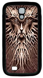 Cool Painting Samsung Galaxy I9500 Cases & Covers -The Mountain Dark Roots Fantasy Custom PC Soft Case Cover Protector for Samsung Galaxy S4/I9500