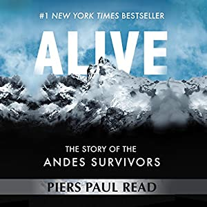 Alive Audiobook