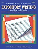 img - for Expository Writing: Writing to Explain book / textbook / text book