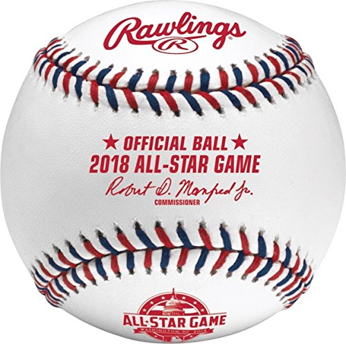 Rawlings 2018 MLB Official All-Star Game Baseball in ()