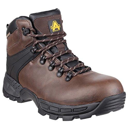 Amblers FS420 - Calzado de protección de Piel para hombre Marrón marrón Marrón - marrón