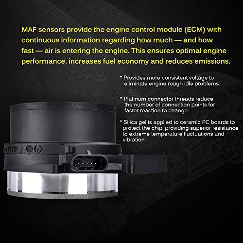 FAERSI Mass Air Flow Sensor Meter MAF 25318411 25168491