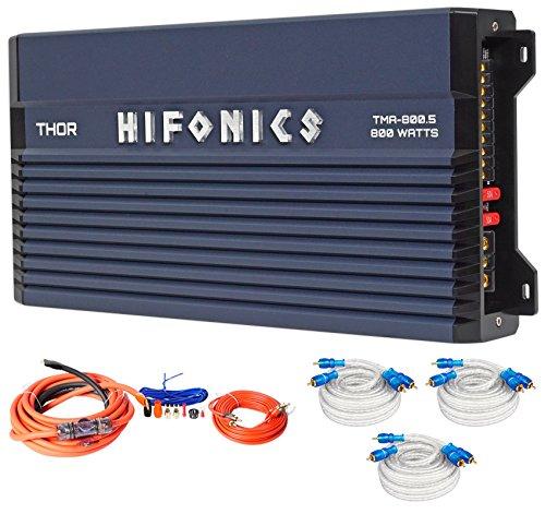 Hifonics TMA 800 5 5 Channel Marine Amplifier