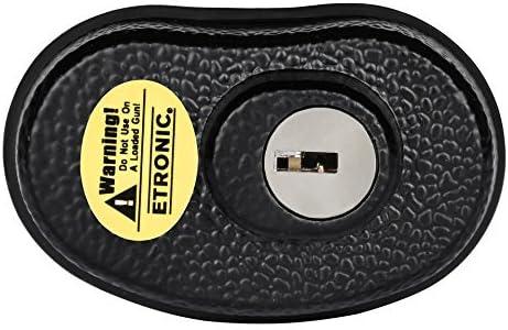Etronic Gun Lock G7K Keyed Gun Trigger Lock