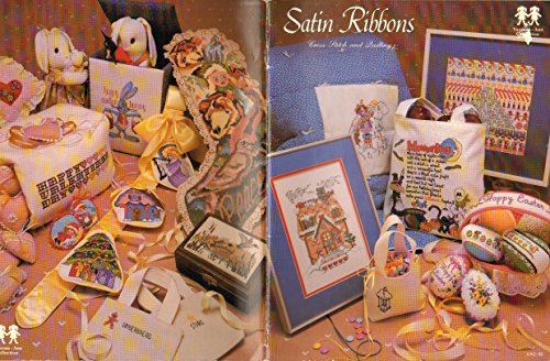 Satin Ribbons : Cross Stitch and Quilting, Vanessa-Ann Collection]()