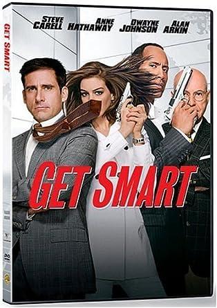 Get Smart DVD 2008