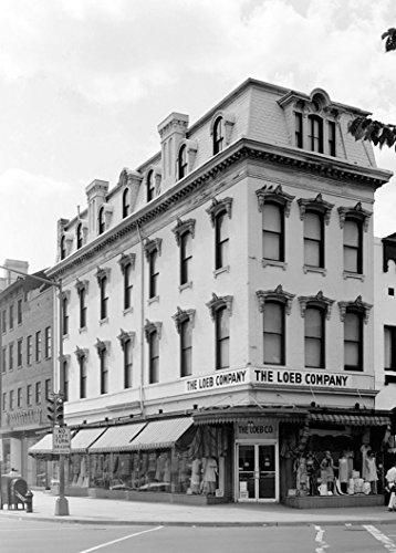 Historic Photo   Merchants   Mechanics Savings Bank  Seventh   G Streets Northwest  Washington  District Of Columbia  Dc 1 Photograph 24In X 36In