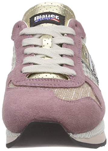 Blauer USA 6swofasrun/mes - Zapatillas Mujer Pink (Pink)