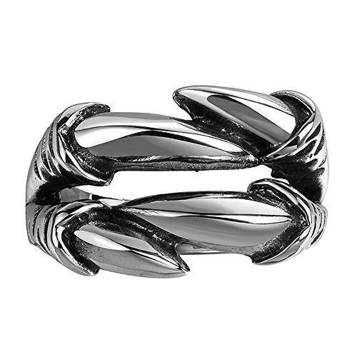 [Cheo Rish Hot Sale Stainless Steel Claws Rings.] (Punisher Costumes For Sale)