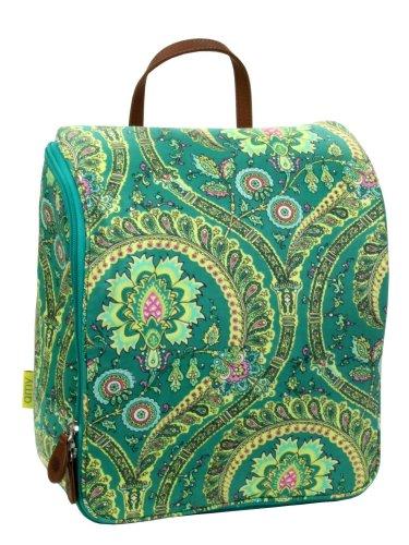 Amy Butler for Kalencom Sweet Traveler ultimate toiletry bag - Feather Paisley (Ultimate Traveler)