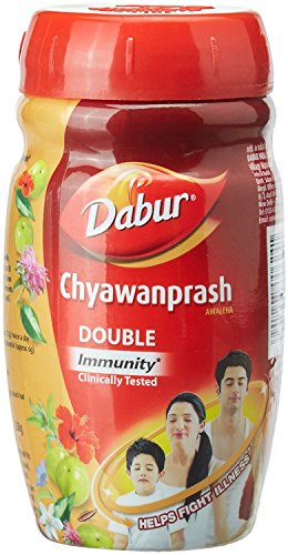 Dabur Chyawanprash - Economy Pack (500g x 2) - Free - Shipping International Economy Time