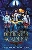 Demigods Academy Box Set - The Complete Series (Young Adult Supernatural Urban Fantasy)