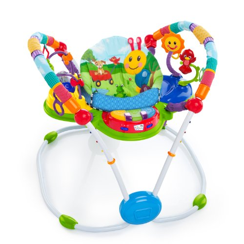Baby Einstein Neighborhood Friends Activity Jumper )Special Edition)