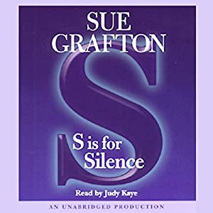 S is for Silence Audiobook