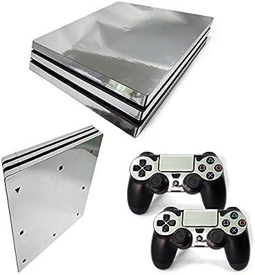 stillshine PS4 Pro Skin Pegatina para diseño pantalla protectora ...