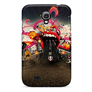 Series Skin Case Cover For Galaxy S4(the Dopeshow)