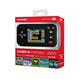 Dreamgear My Arcade Gamer V Handheld Gaming System with 220 Games+eBOOK
