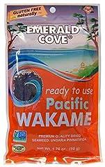 Emerald Cove Silver Grade Wakame (Dried Seaweed)
