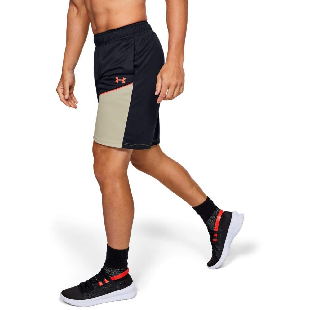 LG Hombre Under Armour Baseline 10In Pantalones Cortos Negro