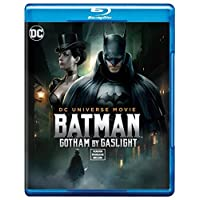 Batman: Gotham by Gaslight (BD/ DVD/ UV/ BIL) [Blu-ray]