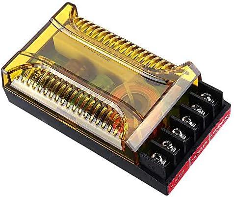 Landa tianrui DIY Electronic kit Zwei-Wege-Frequenzteiler Car Audio-Konvertierer-Zwei-Wege-Soundqualität Upgrade Tool