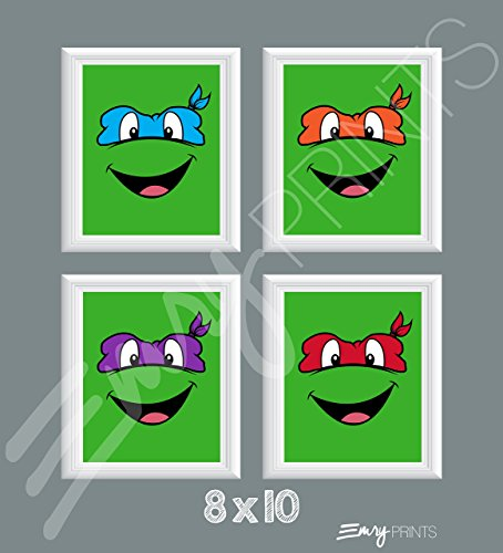 ninja turtle card stock - 2
