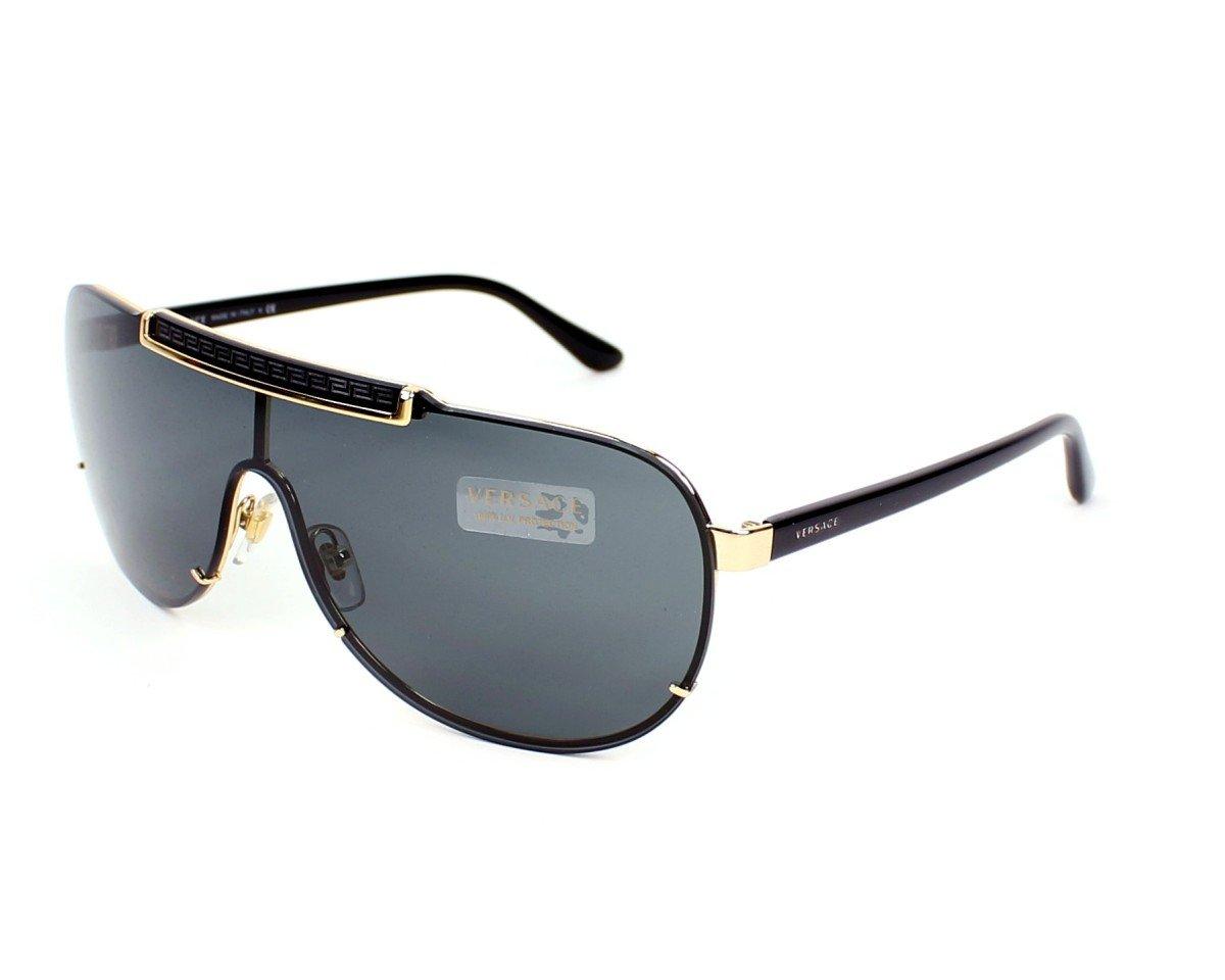 Versace Sunglasses VE 2140 BLACK 1002/87 VE2140 by Versace