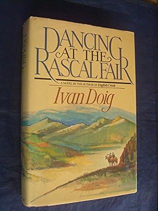 book cover of Dancing At the Rascal Fair