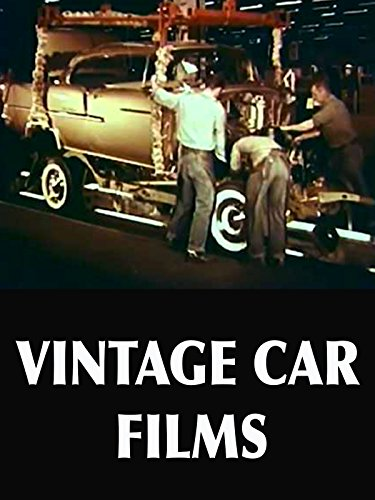 Vintage Car Films - Lane Rod Hot