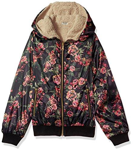 Jessica Simpson girls Midweight Cozy Bomber Jacket