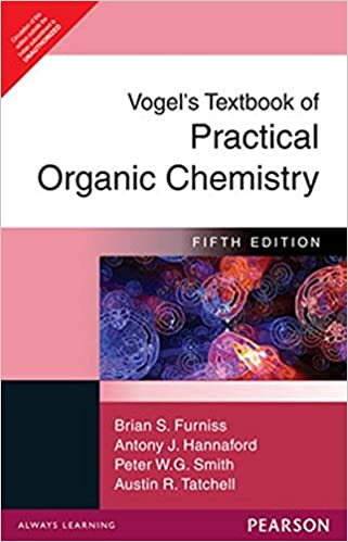 Buy Vogels Textbook Of Practical Organic Chemistry 5e Book Online