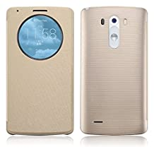 XCSOURCE Circle Windows Case Cover Qi Wireless Charging Case for LG G3 D855 Cuddly BC431