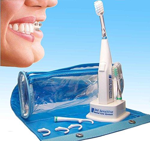 sonic powered toothbrush