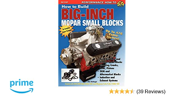 cheap 400 mopar build