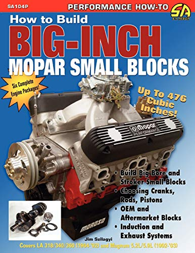 How to Build Big-Inch Mopar Small Blocks