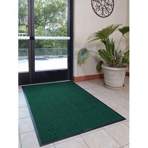 - Waterhog Eco Elite Fashion Entrance Mat, Southern Pine, 4'Wx10'L