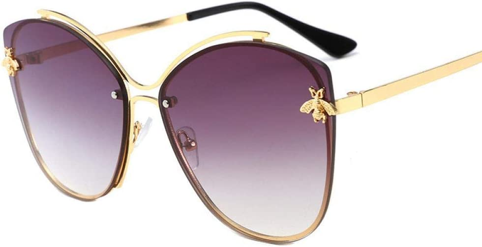 Gafas De Sol Gafas De Sol Clásicas para Mujer, Diseño De Metal, Gafas De Sol Plateadas De Gran Tamaño, Gafas De Sol, Gafas De Sol Uv400