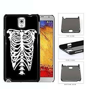 Halloween Torso Skeletal X-Ray Hard Plastic Snap On Cell Phone Case Samsung Galaxy Note 3 III N9000 N9002 N9005