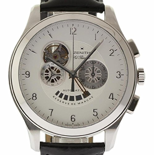 Zenith Open Class El Primero swiss-automatic mens Watch 03.0510.4021/02.C683 (Certified Pre-owned) (Men Watch Zenith)