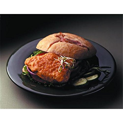 Brakebush Fully Cooked Tender-Licious Gold'N'Spice Breaded Chicken Breast Fillet, 5 lb, (2 per case)