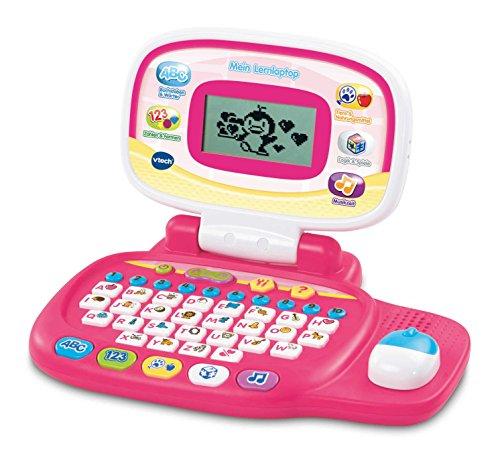 VTech 80-155454 - Mein Lernlaptop, pink