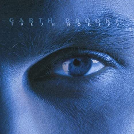 Garth Brooks Fresh Horses