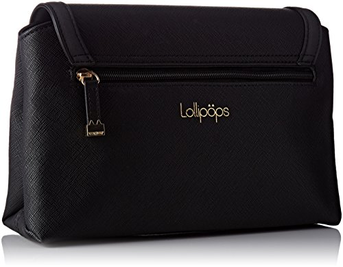 porté Lollipops Sac épaule Billy Black Noir Shoulder wEtrtg