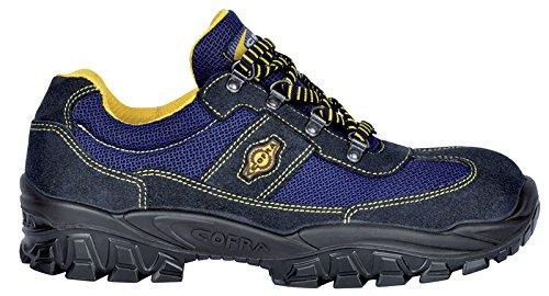 Cofra–New Ticino S1P SRC–Chaussures basses de sécurité (45)